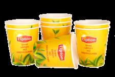 kubek papierowy termoizolacyjny do kawy herbaty i napojow zimnych z nadrukiem indywidualnym